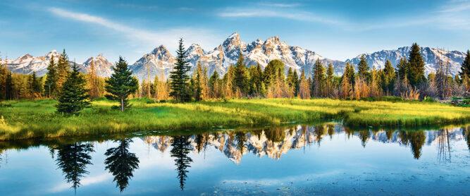 Atemberaubendes Landscape des Yosemite-Nationalparks in den USA. © Shutterstock