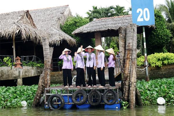 Mekong Lodge, Vietnam