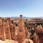 Außergewöhnliche Erosionsformen im Bryce Canyon Nationalpark, USA. © Agnieszka Mordaunt
