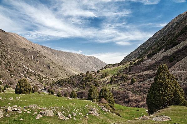 Ala-Archa Nationalpark, Kirgistan
