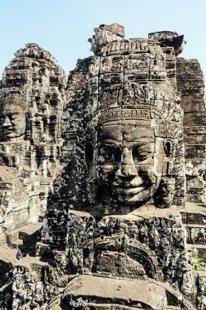 Angkor Tempel, Kambodscha