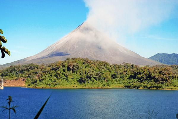 Arenal Vulkan Costa Rica