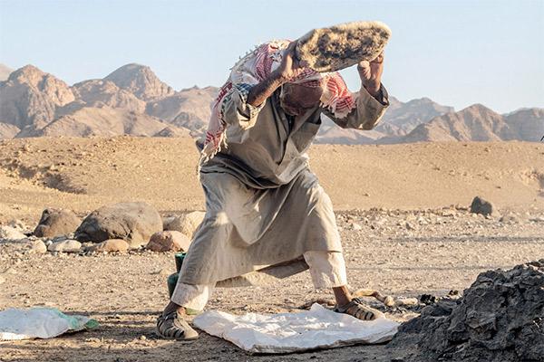 Leben der Locals im Wadi Rum