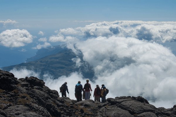 Ausblick vom Mount Pico