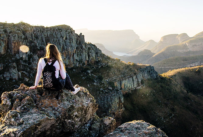 Blyde Canyon, Südafrika
