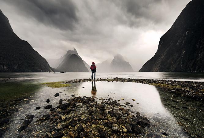 Milford, Neuseeland
