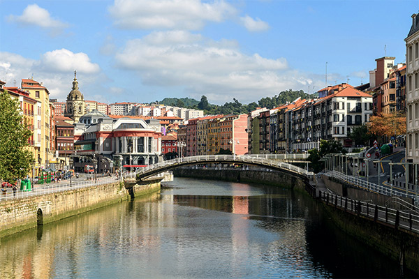 Bilbao, Nordspanien
