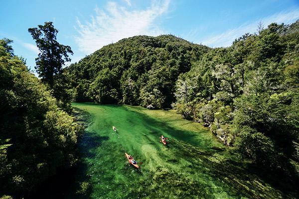 Abel Tasman National Park, Neuseeland