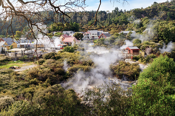 Rotorua, Neuseeland