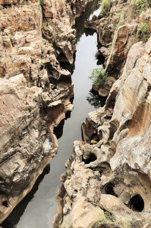 Bourkes Luck Potholes, Südafrika