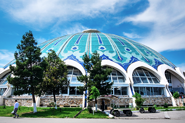 Chorsu-Basar in Taschkent
