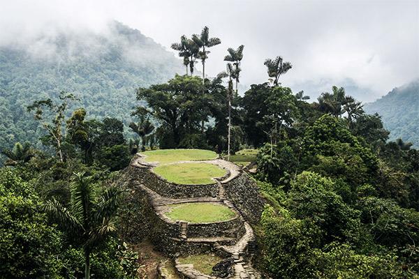 Ciudad Perdida, Kolumbien
