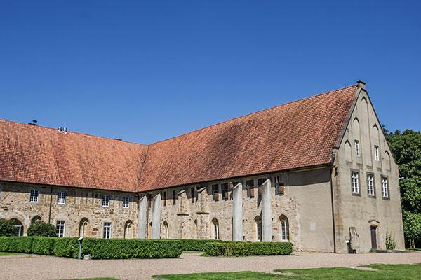 Kloster Bentlage in Deutschland
