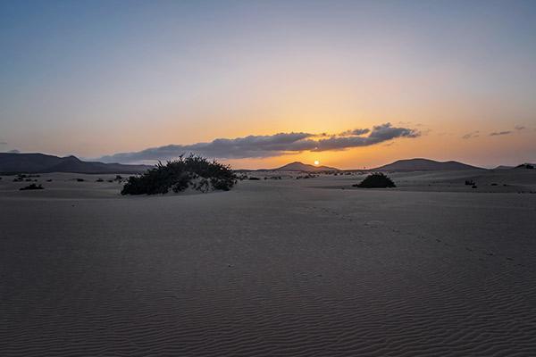 El Jable Fuerteventura, Spanien