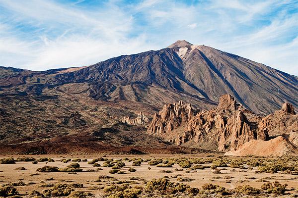 El Teide, Fuerteventura Spanien