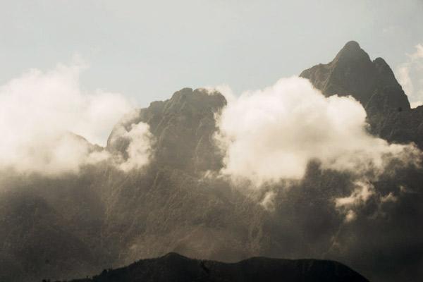 Fansipan Wolken, Vietnam