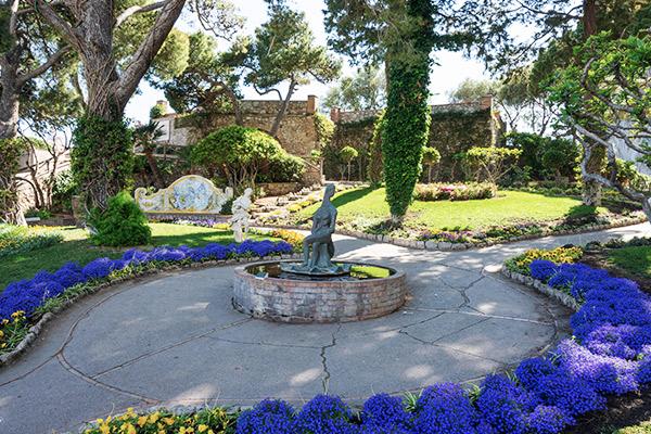 Gärten des Augustus, Capri