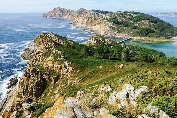 Region Galicien, Nordspanien