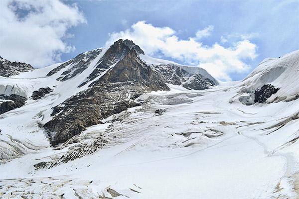 Gran Paradiso Hochtouren, Italien