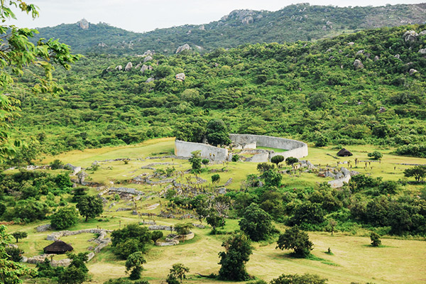 Great Zimbabwe, Simbabwe