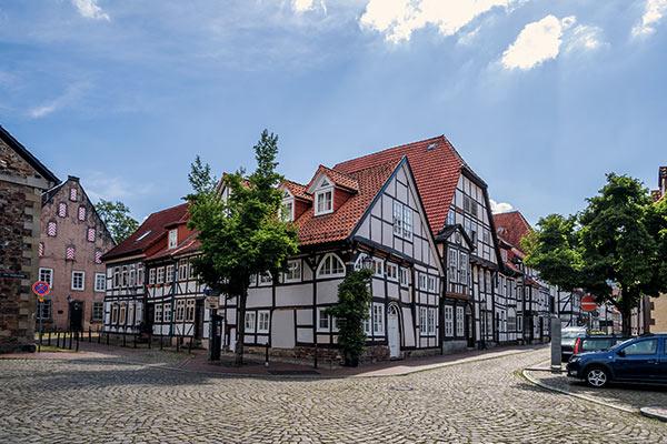 Holzhäuser von Hameln
