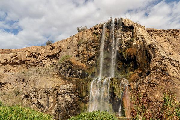 Heisse Quellen, Hammamat Main Jordanien