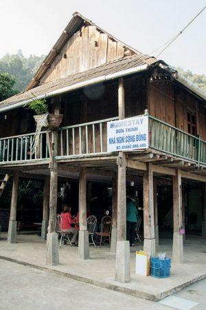 Homestay Mu Cang Chai, Vietnam