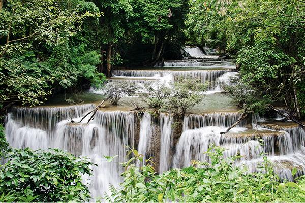 Huay Mae Khamin, Thailand