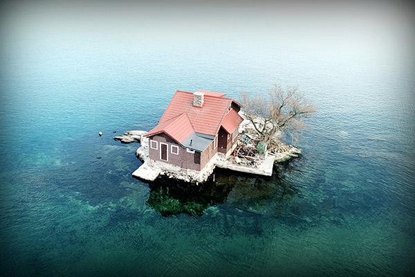 Hub Island, Kanada