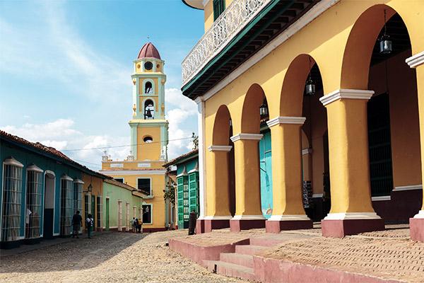 Turm in Trinidad, Kuba