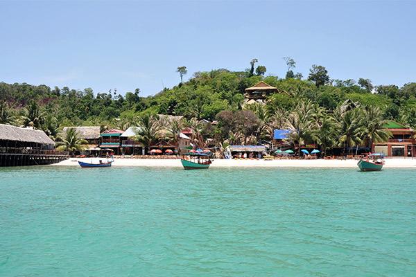 Koh Rong, Kambodscha