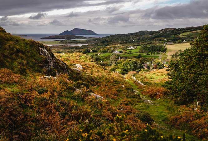 Irland Oktober