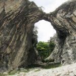Kalksteinbrücke