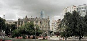 Ankunft in Bilbao