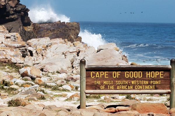 Kap der Guten Hoffnung, Suedafrika
