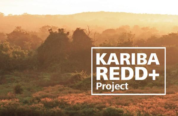 Kariba REDD+ Project Logo, Simbabwe