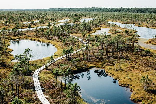 Nationalpark Kemeri, Lettland