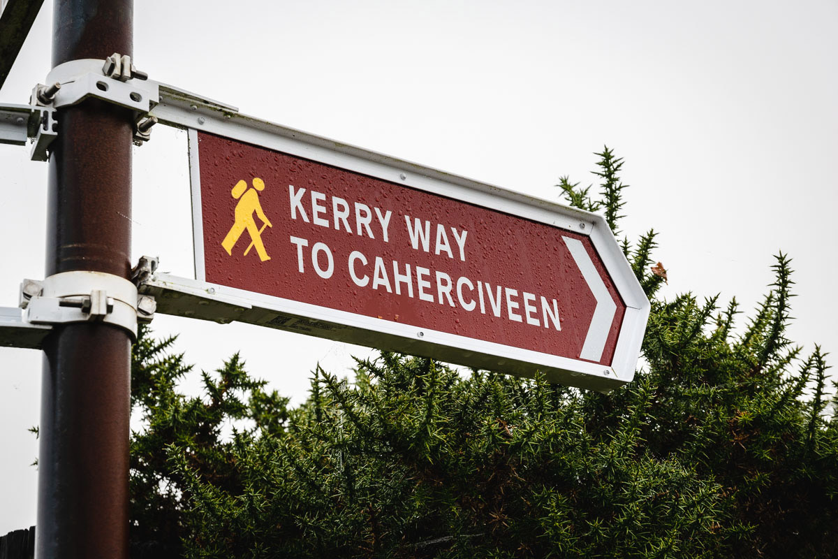 Wegweiser Kerry Way