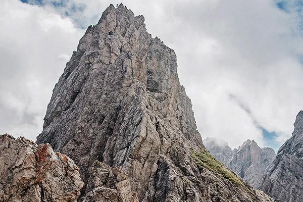 Klettersteig, Lienzer Dolomiten