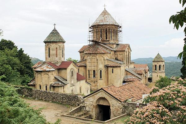 Kloster Gelati in Kultaissi, Georgien