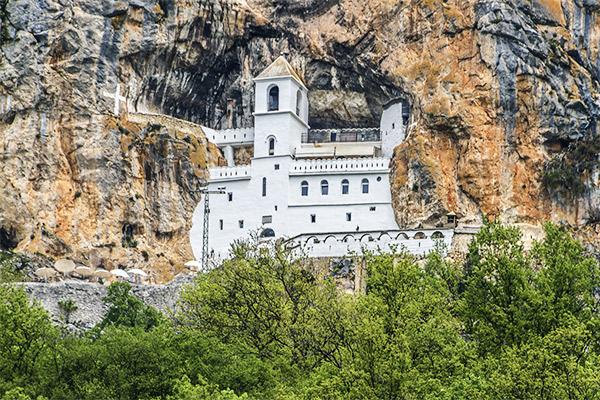 Felsenkloster Ostrog, Montenegro