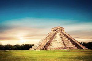 Kukulkan Tempel, Chichen Itza, Mexiko
