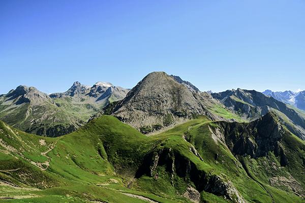 Lechtaler Alpen Südtirol
