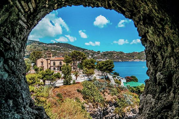 Lipari bei Sizilien
