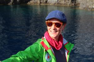 ASI Bergwanderführerin Katharina