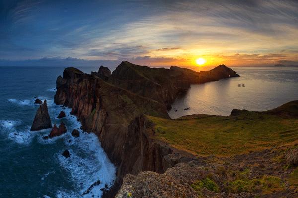 Ponta de São Lourenço auf Madeira