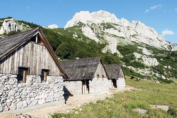 Wanderherbergen Via Dinarica, Bosnien