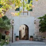 Hotel es Port Eingang, Mallorca