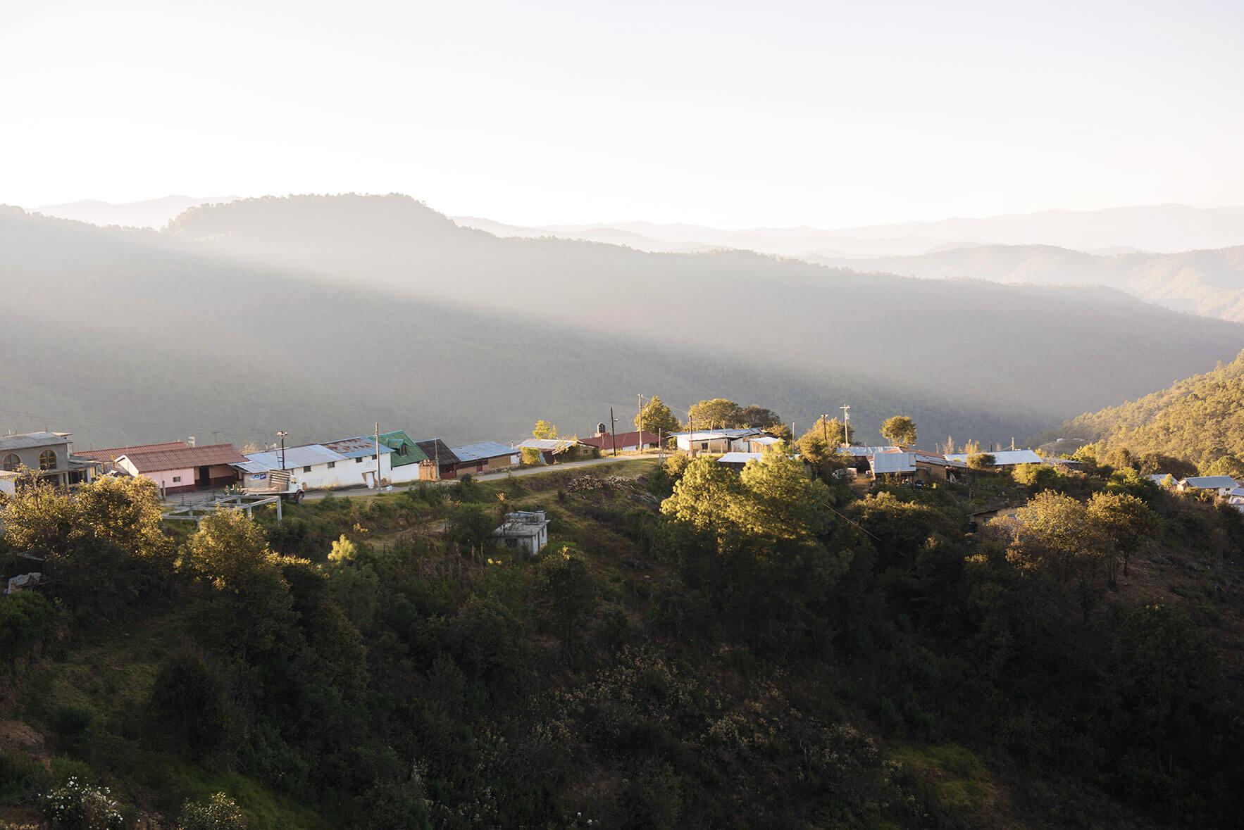 Pueblo Mancomunado Sierra Norte