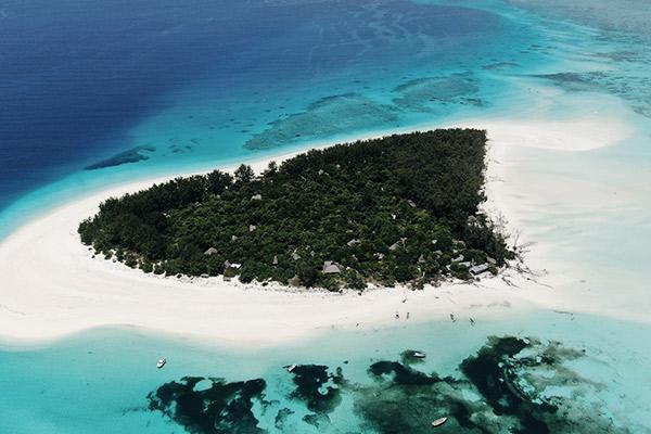 Mnemba Island, Sansibar